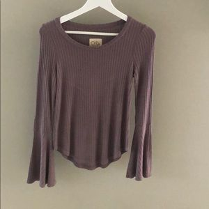 L/S Bell Sleeved Thermal